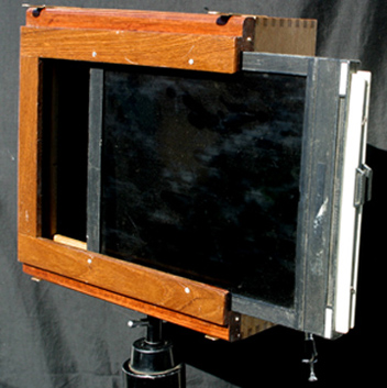 First Home Made Large Format Camera Page 2